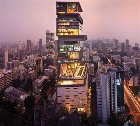 ambani house mukesh and nita ambani redefining the dream house concept