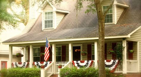 americana decorations easy ways to add curb appeal americana decor ideas for