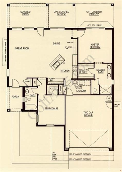 Robson Ranch Floor Plans | robson ranch eloy az floor plans models golfat55 com