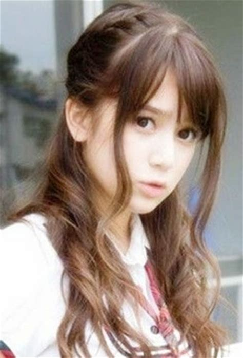 Japanese Women's Hair Style   Hairstyles For Women