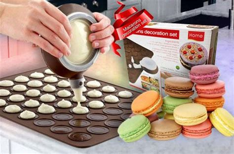 macaron baker set promo