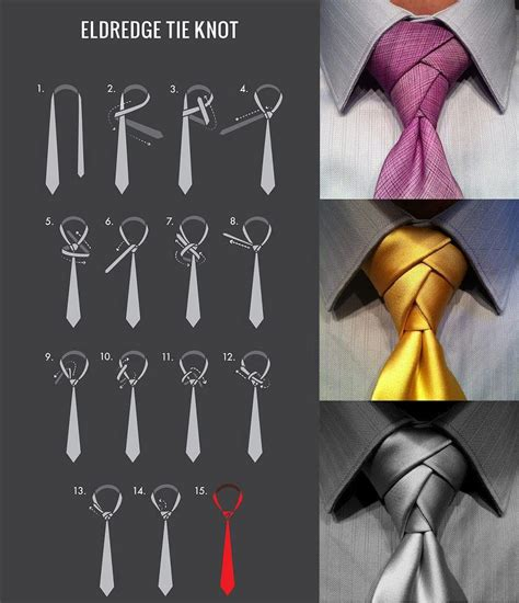 tie knot the eldredge tie knot and designs