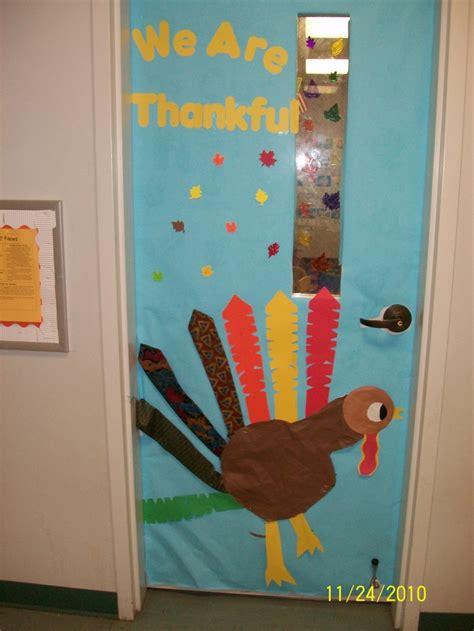 Thanksgiving Classroom Door Decorations by Thanksgiving Classroom Door Classroom Door