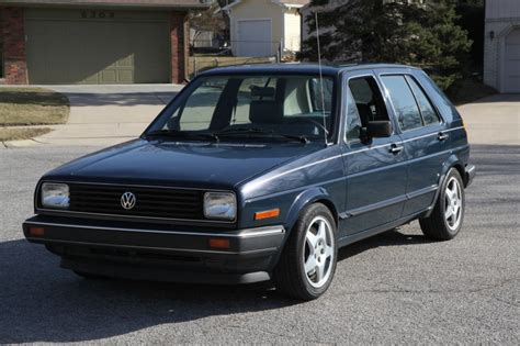 volkswagen golf 1985 1985 volkswagen golf vr6 german cars for sale