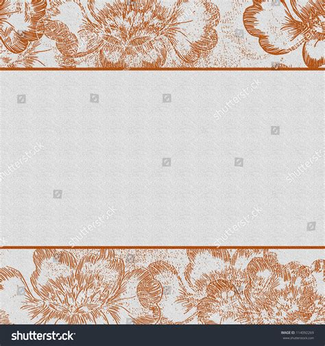 Wedding Background Orange by Wedding Or Invitation Background Template In Orange