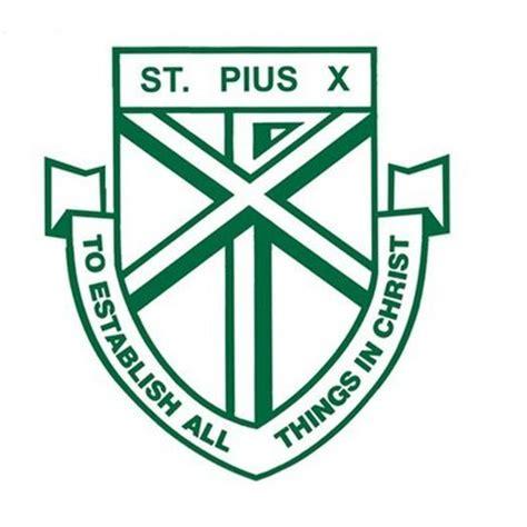 X High School by St Pius X Chs Stpiusxocsb