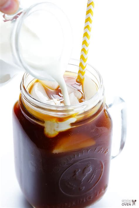 printable homebrew recipes cold brew coffee gimme some oven