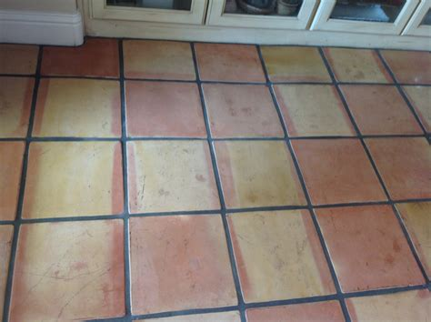 How To Restore Saltillo Tile Floors by Quality Saltillo Tile Cleaning Refinishing