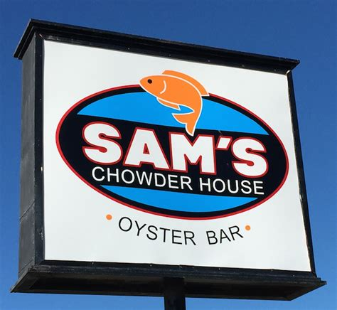 sam s chowder house seafood and clam chowder lunch at sam s chowder house in half moon bay