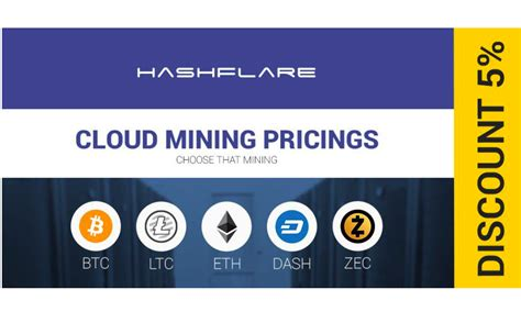 Hashflare Offers Top Notch Cloud by Hashflare Offers Cheaper Bitcoin And Scrypt Cloud Mining