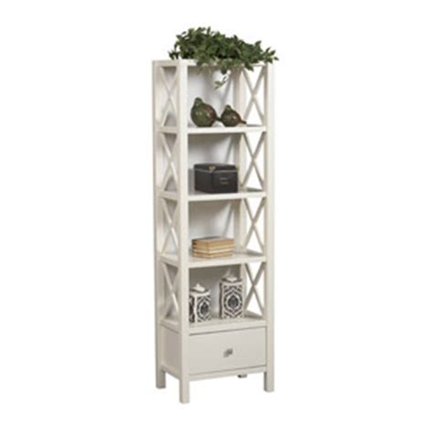 narrow bookcase white 86102c147 a kd u ln