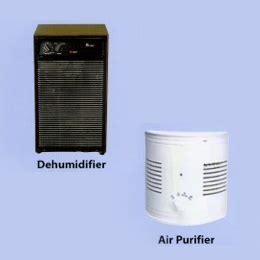 dehumidifiers air purifiers basement