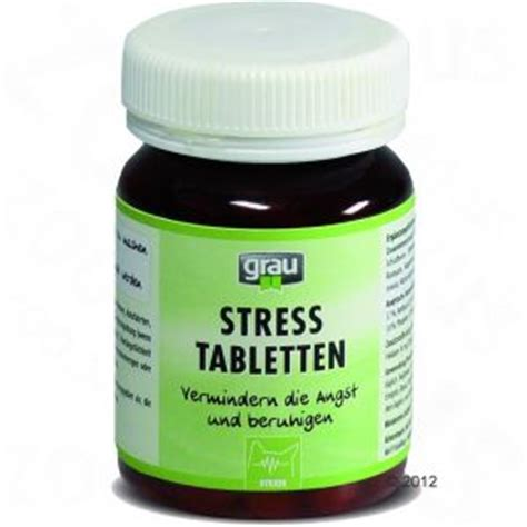 Cafortan Fortan Multivitamin grau stress tabletten zooplus nl