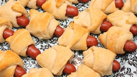 Picture Of Pigs In A Blanket by Justin Chapple Shares His And Easy 5 Ingredients Or