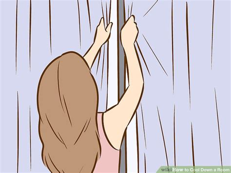 how to cool down a room with a fan 3 ways to cool down a room wikihow