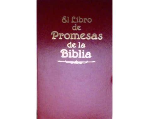 libro la promesa de grayson el libro de promesas de la biblia