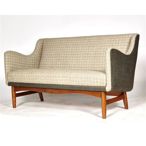 finn juhl sofa finn juhl sofa for s 248 ren willadsen 1950s for sale at 1stdibs
