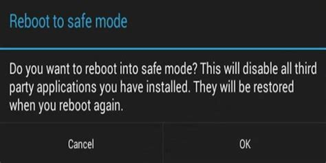 how to get out of safe mode android how to get android out of safe mode 28 images 7 ways to bypass android s secured lock screen