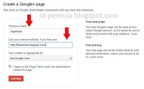 cara membuat id card fans boboiboy cara membuat google plus fan page untuk blog id