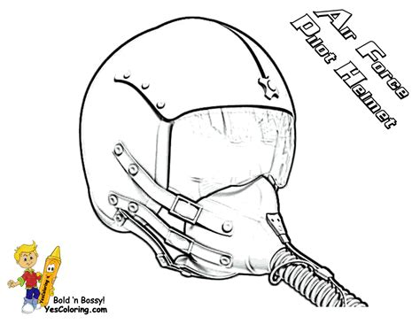 air force pilot coloring pages coloring pages