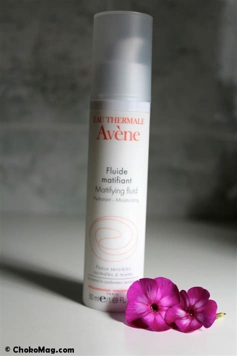 Avene Eau Thermale Matifiant fluide matifiant av 232 ne le produit pour peaux grasses