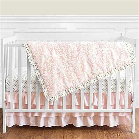 Buy Buy Baby Bedding Sets Crib Bedding Sets Gt Sweet Jojo Designs Amelia 4 Crib Bedding Set From Buy Buy Baby