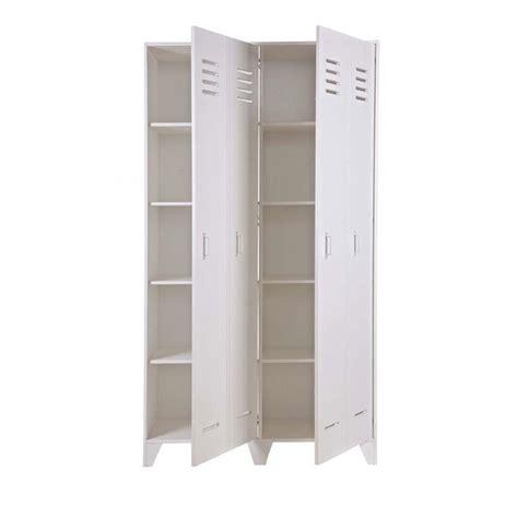 armoire en pin 2 portes armoire 2 portes en pin fsc dirk