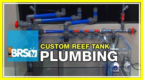 aquarium return design week 5 plumbing overflows and return pumps 52 weeks