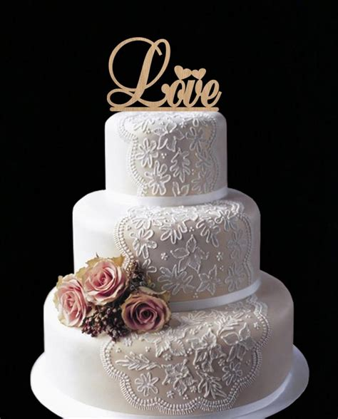 Engagement Wedding Cakes by Wedding Cake Topper Engagement Cake Topper Wedding