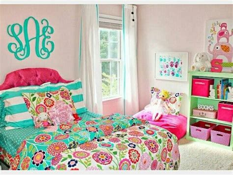 turquoise pink and white bedroom 48 best images about little girls room on pinterest
