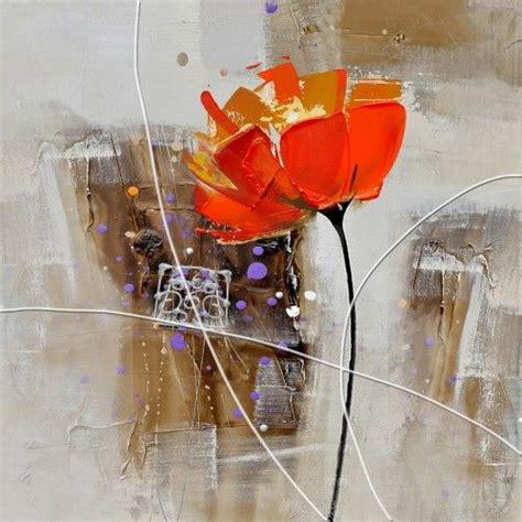 1000 ideas about peinture fleurs on aquarelle fleurs photo peinture and toiles