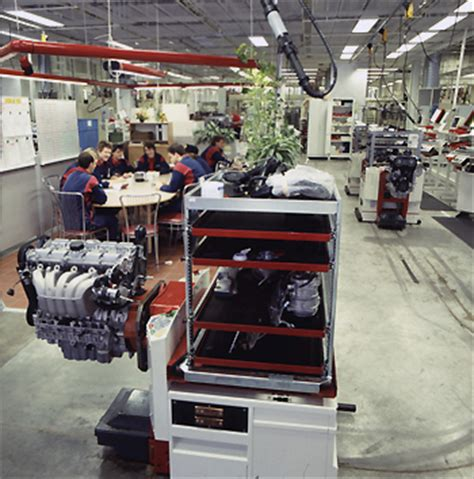 volvo assembly line emotions and disease stress and deprivation