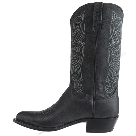 lucchese boots for lucchese marsh goat cowboy boots for