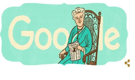 doodle in india doodle commemorates besant on 169th birth