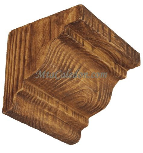 Faux Wood Corbels by Stc 20 Faux Wood Corbel Mta Caledon