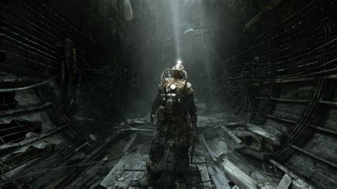 metro  light redux wallpapers pictures images