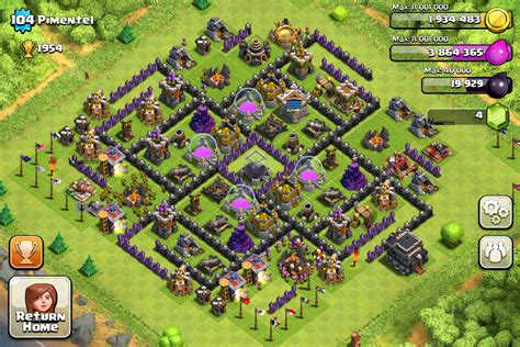 clash of clans strategy level 7 farming base design town hall clash of clans base designs clash of clans wiki guides