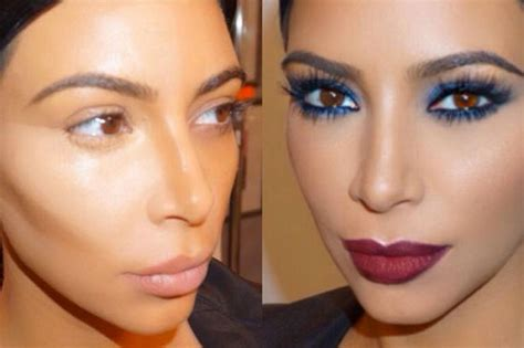 tutorial makeup natural dailymotion kim kardashian spills her beauty secrets with amazing step