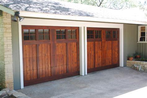 garage doors traditional shed kansas cowart door wood on steel custom doors traditional garage and shed by cowart