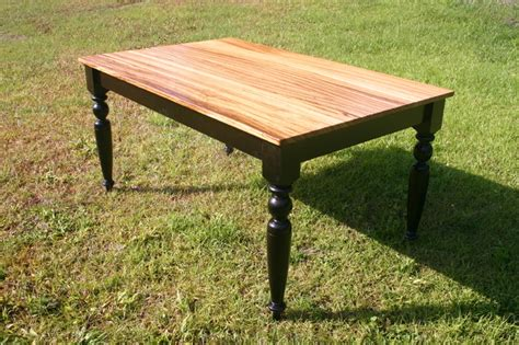 Zebra Wood Dining Table Zebra Wood Table Traditional Dining Tables Other Metro By Carson S Cabinetry Design