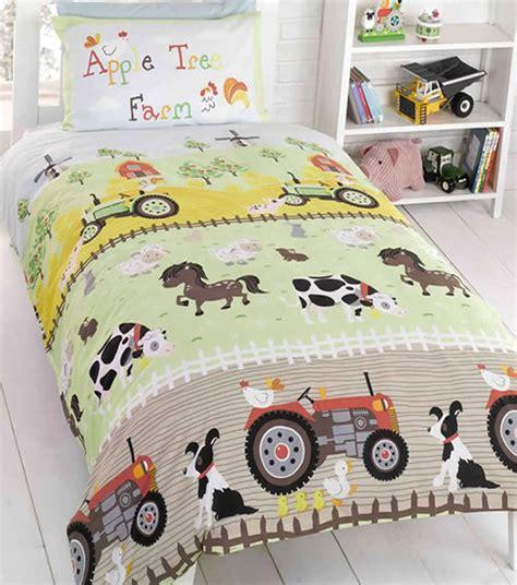 farm bedding apple tree farm bedding set farm themed cows horses sheep ducks