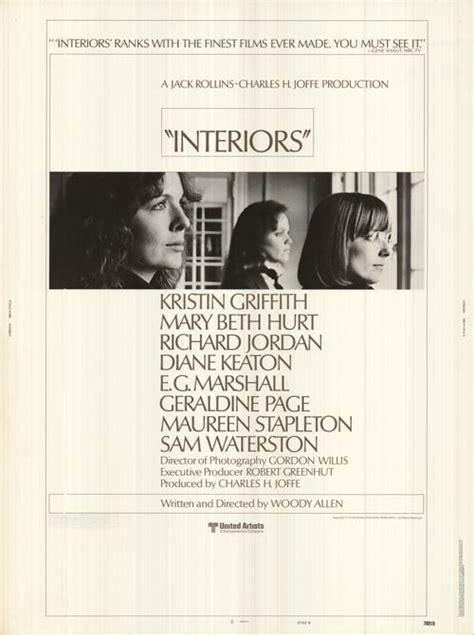 interiors movie interiors movie posters at movie poster warehouse