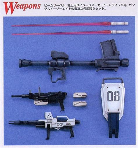Gundam Mg 1 100 Rx 79 G Ez8 mg 1 100 rx 79 g gundam ez8 usa gundam store