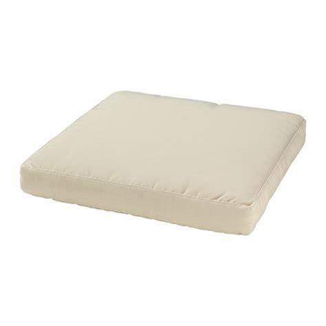 Outdoor Seat Cushions Ikea by H 197 Ll 214 Seat Cushion Outdoor Beige Ikea