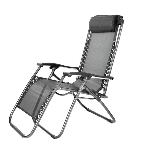 folding reclining beach chair folding zero gravity chair cing recliner outdoor beach