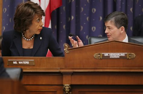 house financial services committee maxine waters pictures house financial services committee holds hearing zimbio