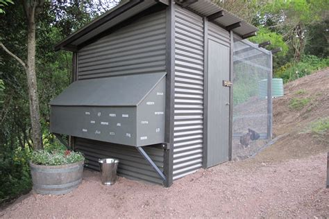 How To Build A Chook Shed by Building A Chook Pen