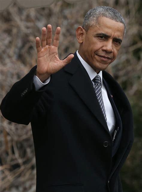 barack obama leaves the white house zimbio