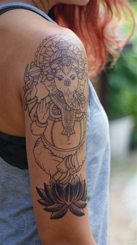 tattoo ganesha arm best 25 ganesha tattoo ideas on pinterest ganesha