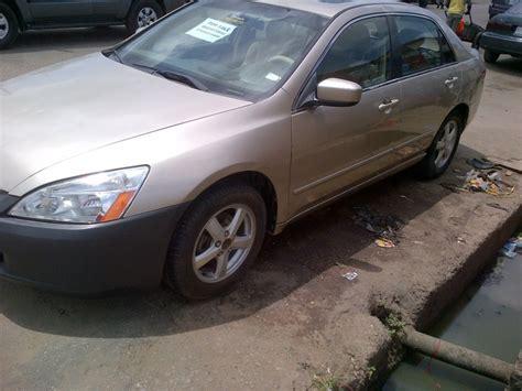2003 honda accord forum reg 2003 honda accord option i4 850k autos nigeria